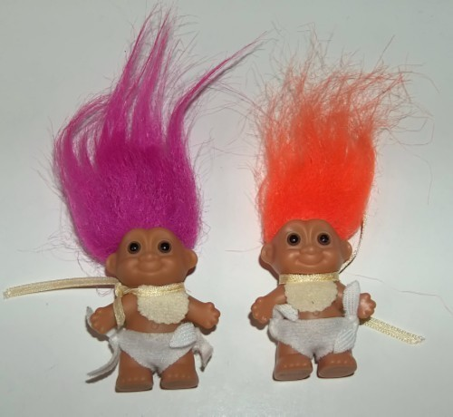 Baby Troll Set by Russ
