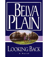 Looking Back, A Novel by Belva Plain Hardcover with DJ - $4.99