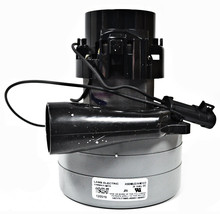 Ametek Lamb 5.7 Inch 3 Stage 120 Volt B/B Tangential Bypass Motor 119433-07 - $238.46