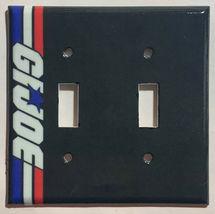 Gi Joe Logo Light Switch Duplex Outlet wall Cover Plate Home Decor image 2