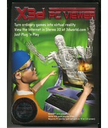 X3d PC Viewer  AWESOME 3D Virtual Reality Experience on your - $12.00
