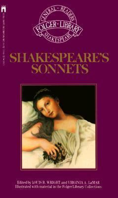 Shakespeare's Sonnets The New Folger Library Shakespeare