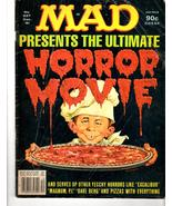 Mad Magazine - Mad Presents The Ultimate HORROR MOVIE  No. 227 Dec. 1981 - $2.95