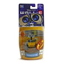Disney Pixar | WALL-E | Poseable Movie Action Figure | Vintage 2008 | NE... - $34.60
