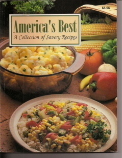 Americas Best A Collection of Savory Recipes Vol 2
