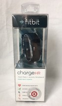 Fitbit Charge HR Activity Heart Rate Sleep Step Tracker Wristband Large ... - $74.20