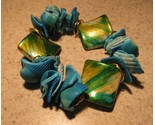 E 470 aqua shell bracelet thumb155 crop