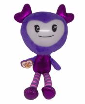 "Brightlings Plush Doll Interactive Sings Talks Color Change Purple 15"" Pink - $19.79"