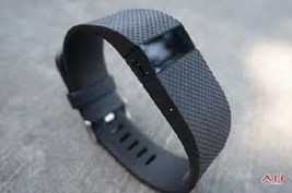 Fitbit  Charge HR, Activities +Sleep +Heart Rate Tracker, Large , Black,... - $52.46