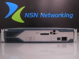 Cisco 2800 2821 CISCO2821-HSECK9 Router 1x WIC-2T 2x VIC2-2E/M 1x WIC-1AM - $69.25