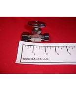 Chrome Straight Shut Off Valve 5/8 x 1/2 Compression - $9.15