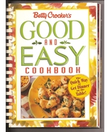 Betty Crockers Good and Easy Cookbook - $5.50