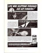 1942 Eveready Battery policeman true experience ad - $10.00