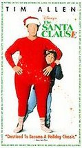The Santa Clause VHS, 1998, Comedy, Rating G, Tim Allen, Free Shipping U.S.A. - $11.85
