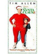 The Santa Clause VHS, 1998, Comedy, Rating G, Tim Allen, Free Shipping U... - $11.85