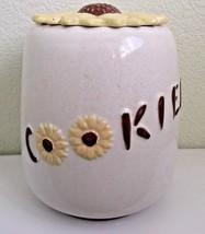 Abingdon Daisy Cookie Jar 1940s - $47.49