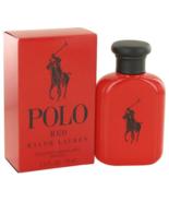 Ralph Lauren Polo Red Cologne 2.5 Oz Eau De Toilette Spray - $70.94