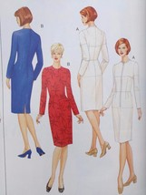 Butterick Sewing Pattern 5627 Ladies Misses Fitting Shell & Dress Size 6... - $14.51