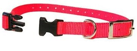 Educator E Collar 3/4 inchQuick Snap Double Buckle Replacement Dog Strap... - $15.08