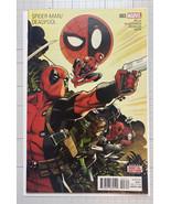 Spider-Man/Deadpool #3 2016 Marvel (High Grade) - $3.00