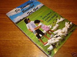 Do Algo Hermoso Para God Edna Abbot Libro - $2.12