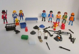 Playmobil Divers Magician People accessory lot gold nugget adventure tre... - $13.36