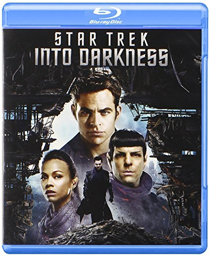 Star Trek Into Darkness (Blu-ray + DVD) (2013)