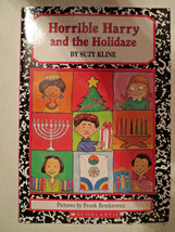 Horrible Harry and the Holidaze by Suzy Kline (2004, paperback) - $4.00