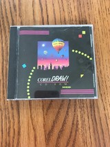 Corel Draw! CD-ROM Ships N 24h - $17.80