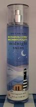 Bath and Body Works MIDNIGHT SWIM Fine Fragrance Mist Spray - $16.00