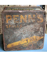 Penn's Chewing Tobacco Tin Vintage - $15.00