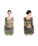 Buzz Lightyear Toy Story Character  Long Sleeve Bodycon Dress - $28.99+