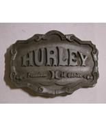 HURLEY - Belt Buckle - $25.00
