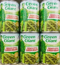 6Pk Green Giant French Style Green Beans Cans *~* FAST FREE SHIPPING ! *~* - $23.64