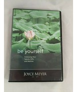 Joyce Meyer Be Yourself Embracing Talents Gifts Abilities DVD - $8.96