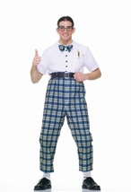 Forum Novelties Men's Fabulous 50's Class Nerd Costume, Multi, Standard - $40.23