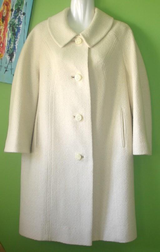 Pearl coat  full