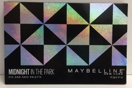 (New) Maybelline Eye & Face Palettes Midnight In The Park - $19.79