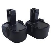 2 x Ni-CD 12V Skil Replacement Battery Pack 120BAT 1300mAh 1.3Ah Battery... - $85.78