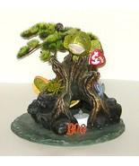 TY Beanie Baby Lizard Cave Tree Slate Base Halloween Arrangement New 21 - $18.00