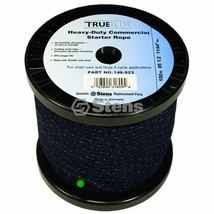 146-923 Stens 100ft True Blue Starter Rope #5 1/2 Solid Braid NHC 269-0923 - $21.49
