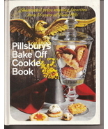 Pillsburys Bake Off Cookie Book Shortcutted Prize Winning  - $7.50