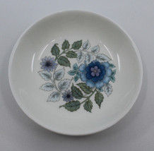 "Wedgwood Bone China Clementine Small Pin Dish Plate 10.0 cm 4"" Wide Engl... - $23.42"