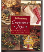Good Housekeeping Christmas Joys Great Holiday Recipes & Dec - $5.50