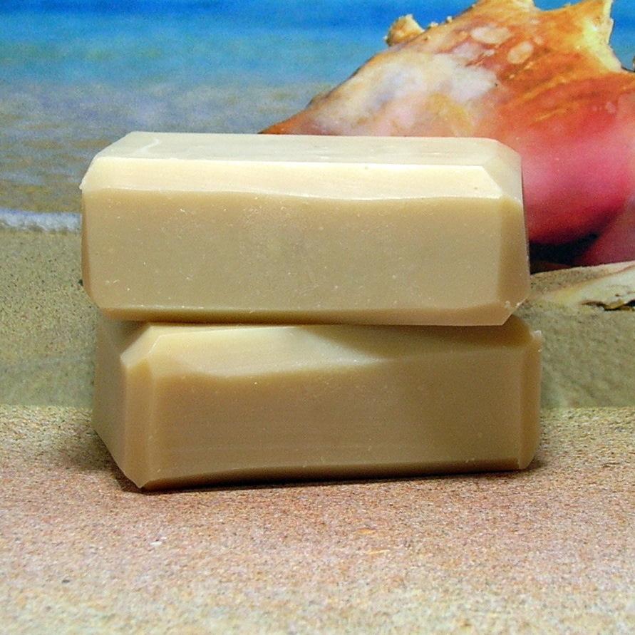 Sea breeze goat s soap