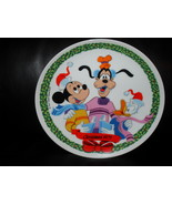 Vintage Disney 1975 Christmas Collector Plate - $34.99