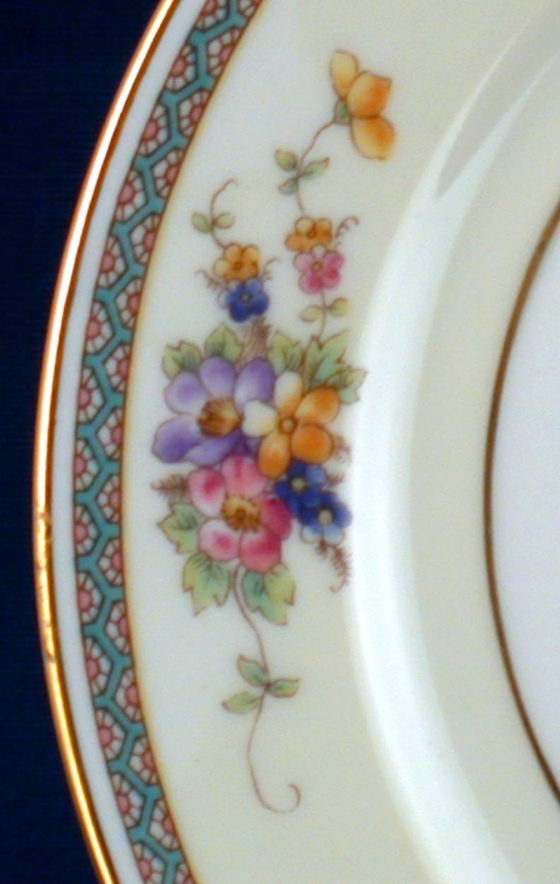 Heinrich H&Co Senta 6.25 Inches Dessert Plate