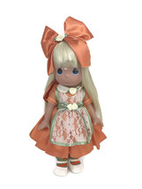 Precious Moments Disney Park Exclusive Alice In Wonderland Fall Hallowee... - $37.36