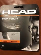 Head FXP TOUR Tennis Racquet String Multifilament 40ft 12m Power Comfort New - $14.73