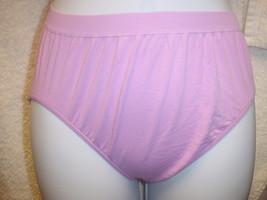Jockey Seamfree Panty 6/Medium Light Purple SP-Slightly Imperfect LOt of 2 NWOT - $13.99